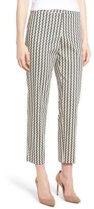 BOSS Tiluna6 Heartfish Slim Ankle Trousers
