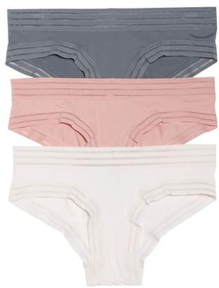 Honeydew Intimates Micki 3-Pack Hipster Panties