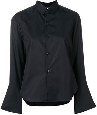 Comme des Garcons flared cuff shirt