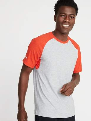 Old Navy Breathe ON Color-Blocked Tee for Men