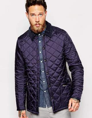 Barbour Liddesdale Quilted Jacket Slim Fit