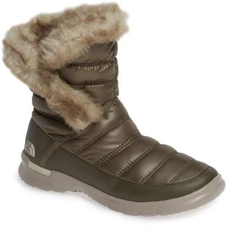 The North Face Microbaffle Waterproof ThermoBall(R) Insulated Winter Boot
