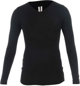 Rick Owens Black Cashmere Sweater