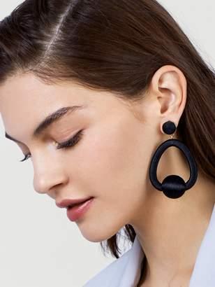 BaubleBar Mariela Hoop Earrings