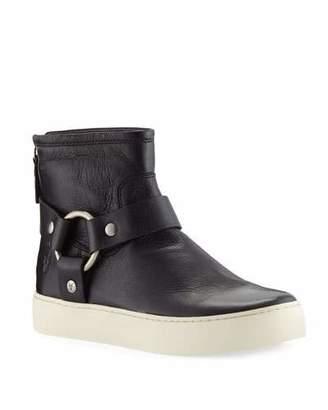 Frye Lena Harness Bootie Sneakers