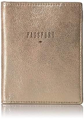 Fossil Rfid Passport Case Wallet