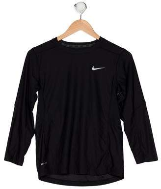 Nike Boys' Long Sleeve Shirt