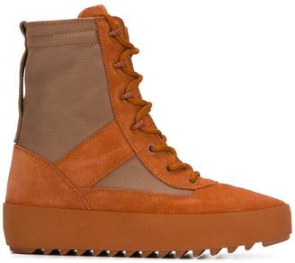 Yeezy Season 3 military boots $625.65 thestylecure.com