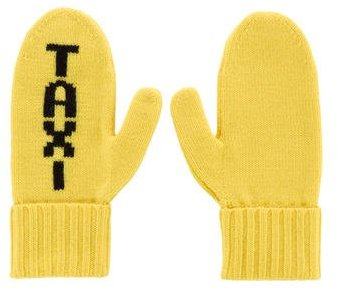 Kate Spade Kate Spade New York Wool Taxi Mittens