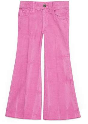 Gucci Children's flare corduroy pant