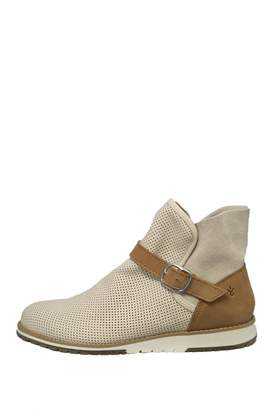 Emu Australia Flat Ankle Boot $139 thestylecure.com