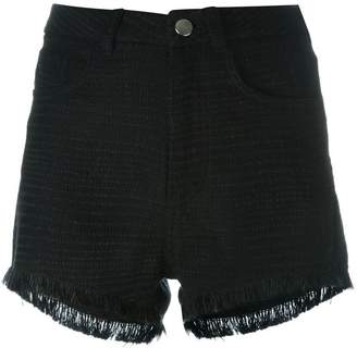 IRO frayed shorts