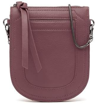 Kooba Laguna Mini Leather Crossbody Bag