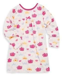 Hatley Little Girl's & Girl's Coronation Dreams Night Dress