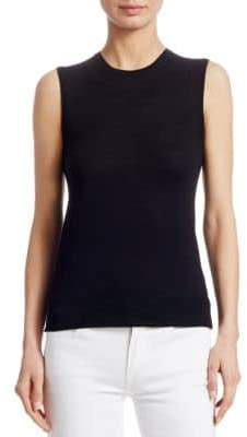 Ralph Lauren Collection Iconic Style Knit Cashmere Shell