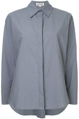 Secular.Lab loose fit long-sleeved shirt