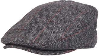 Dockers Cold Weather Hat Plaid Ivy Cap