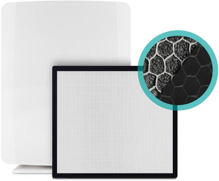 Alen® BreatheSmart® FIT50 Replacement HEPA Carbon Air Filter in Black