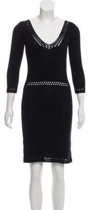 Tocca Wool Sweater Dress
