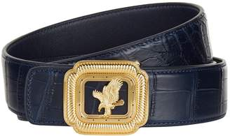 Stefano Ricci Flying Eagle Crocodile Belt