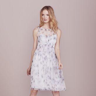 LC Lauren Conrad Dress Up Shop Collection Tulle A-Line Dress - Women's $68 thestylecure.com
