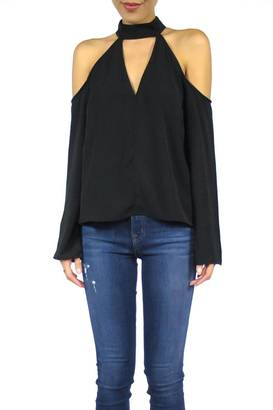 The Butik Nia Blouse $48 thestylecure.com