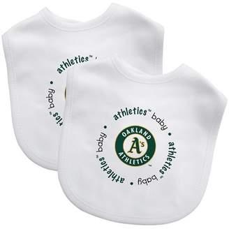 Baby Fanatic MLB 2pk Bibs