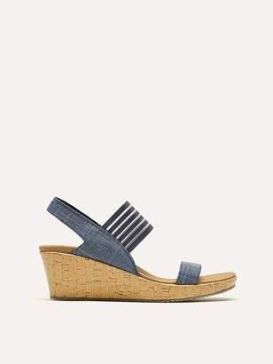 Skechers Beverlee, Smitten Kitten - Wide Width Sandals
