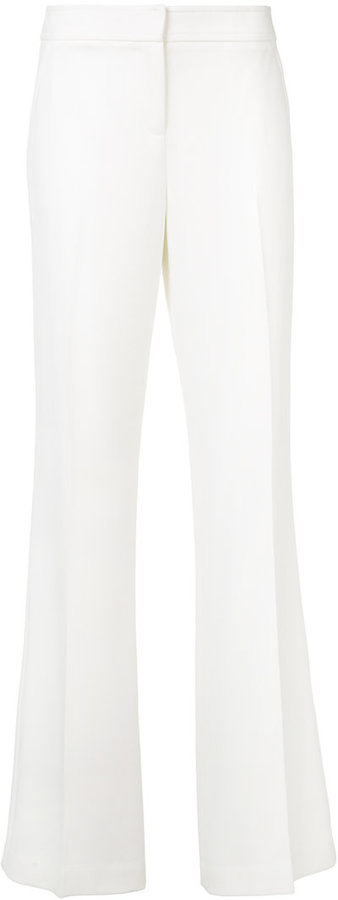 Trina Turk front crease trousers