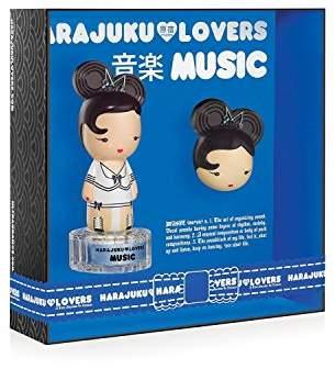 Gwen Stefani Harajuku Lovers Music Gift Set