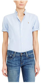 Polo Ralph Lauren Light Weight Oxford Polo Becky Shirt