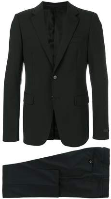 Prada classic tailored two piece suit