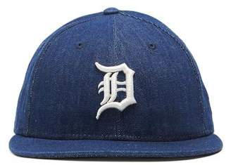 Todd Snyder + New Era + NEW ERA MLB DETROIT TIGERS CAP IN CONE DENIM