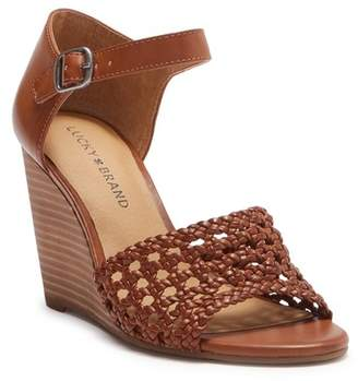 Lucky Brand Rebekka Wedge Heel