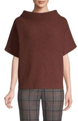 Peserico Knit Boatneck Sweater