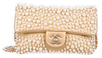 Chanel Paris-Dubai Pearly Flap Wallet On Chain