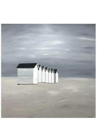 """Serena & Lily """"Cabines de Plage II"""" by Susan Kinsella"""