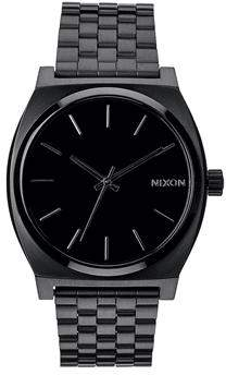 Nixon Time Teller Allbl Watch
