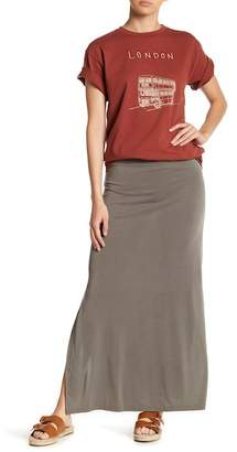 Comune Michelle by Split Side Maxi Skirt