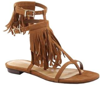c61279173f0 Schutz Fringe Women s Sandals - ShopStyle