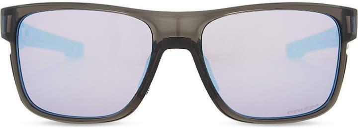 Oakley Crossrange PrizmTM Snow square-frame sunglasses