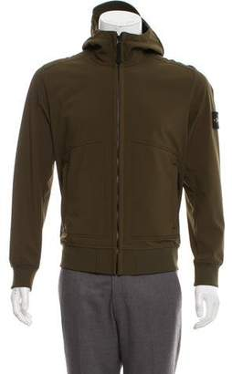 Stone Island Soft Shell-R Lightweight Jacket