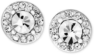 Charter Club Crystal Circle Stud