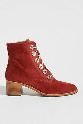 Freda Salvador Lace-Up Boots