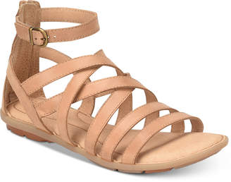Børn Giverny Flat Sandals Women's Shoes