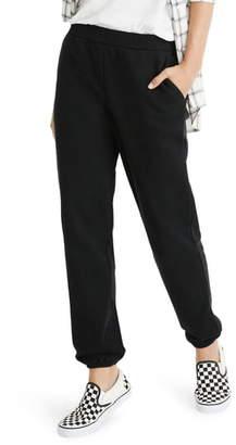 Madewell Jogger Sweatpants