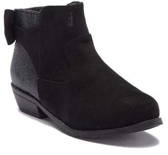 Kensie Bow Ankle Boot (Little Kid & Big Kid)