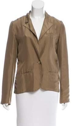Lanvin Lightweight Silk Jacket