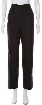 Marc Jacobs Mid-Rise Wool Pants