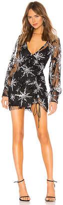 For Love & Lemons Stardust Mini Dress